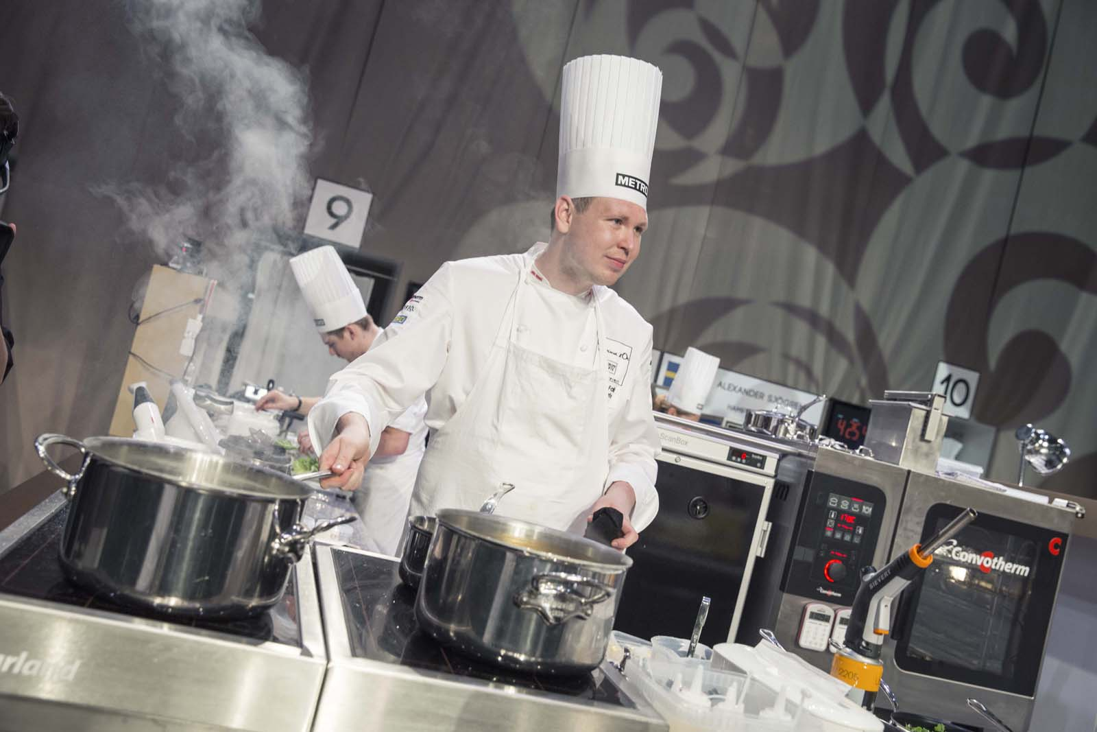 Bocuse d'Or European Championships. Photo: Nicolai Schacke