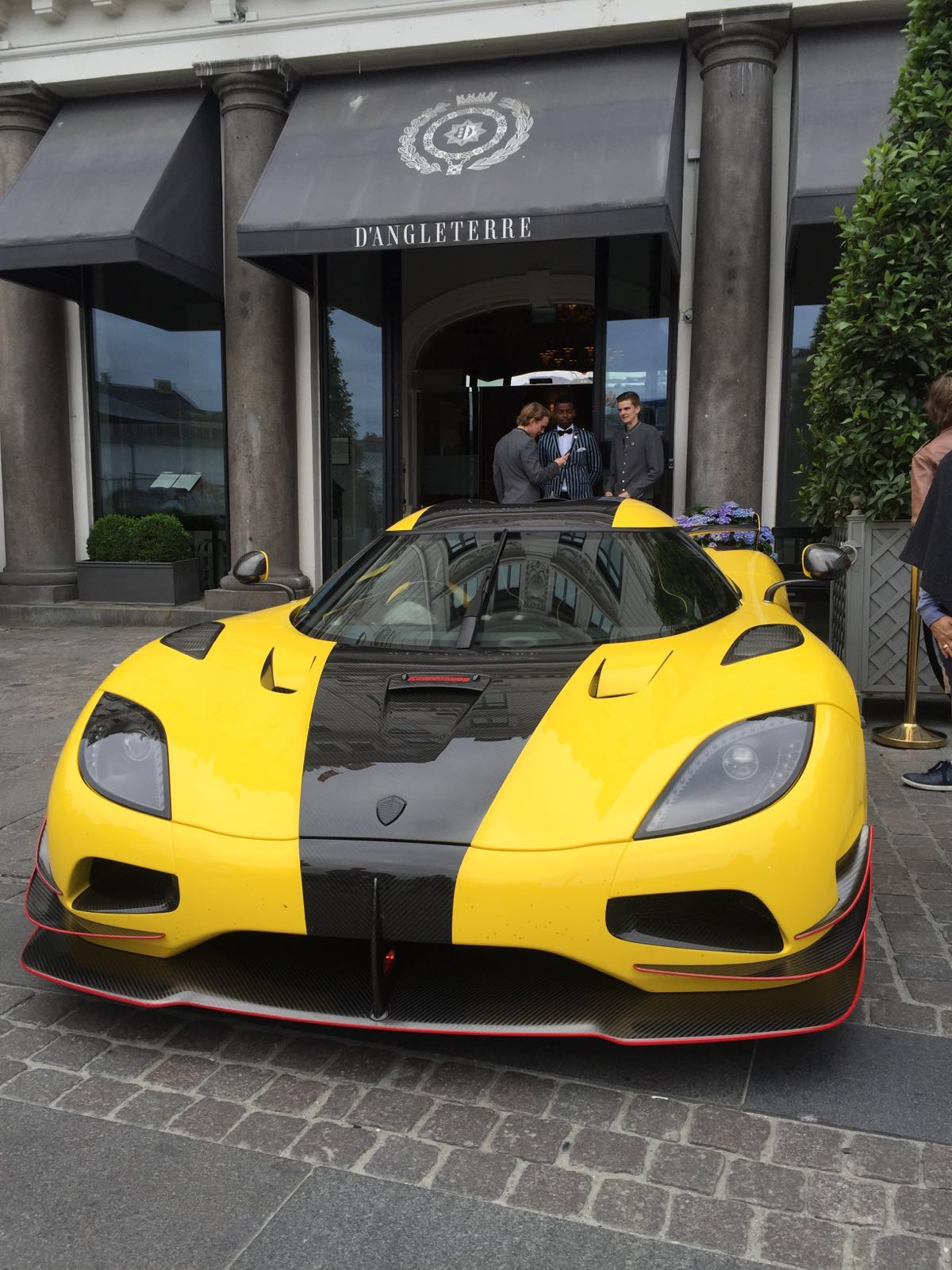 Fantastic car, Konigsegg Agera RS